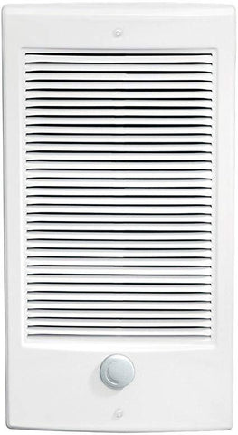 Dimplex Fan-forced Wall Insert Heater 240V, 1000 Watts, White - R23WH1007TCW