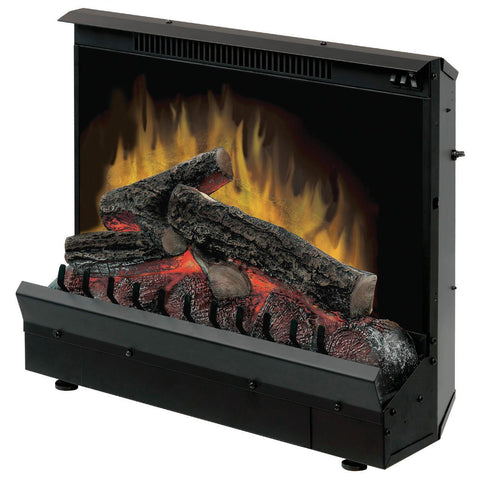 "Dimplex 23"" Standard Electric Fireplace With Logs- DFI23096A"