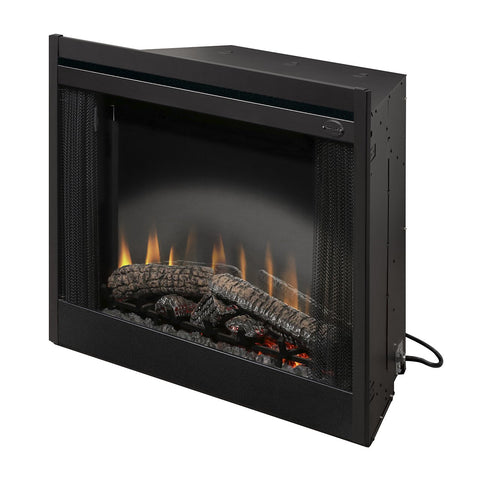 "Dimplex 39"" Standard Built-in Electric Firebox With Logs - BF39STP"