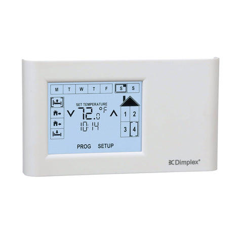 Dimplex Connex® Multi-Zone Programmable Controller, White - CX-MPC