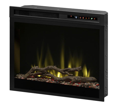 "Dimplex 28"" Plug-in Electric Firebox - Realogs - DF28L-PRO"