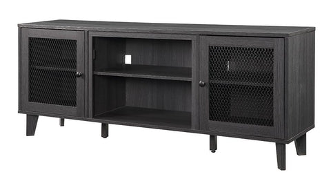 Dimplex Dean TV Media Console - Wrought Iron - DM26-1909WI