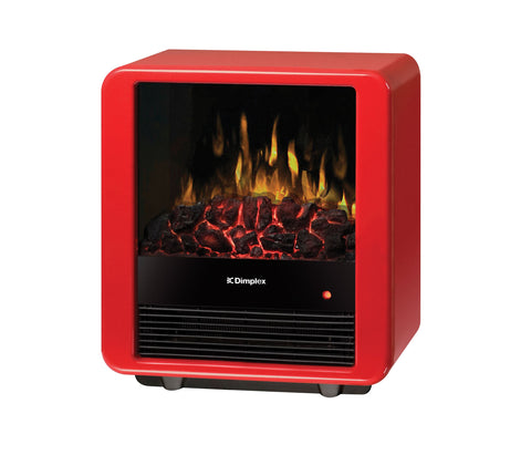 "Dimplex Mini Cube 13"" Electric Stove - DMCS13R"