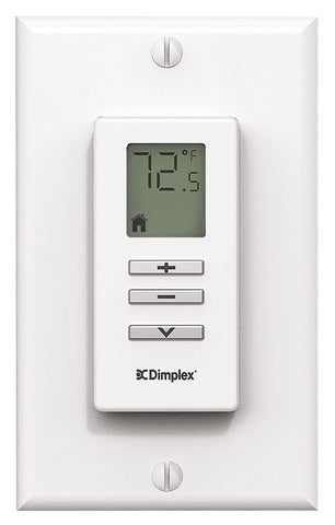 Dimplex Connex®  Single-zone Controller, White - DPCRWS