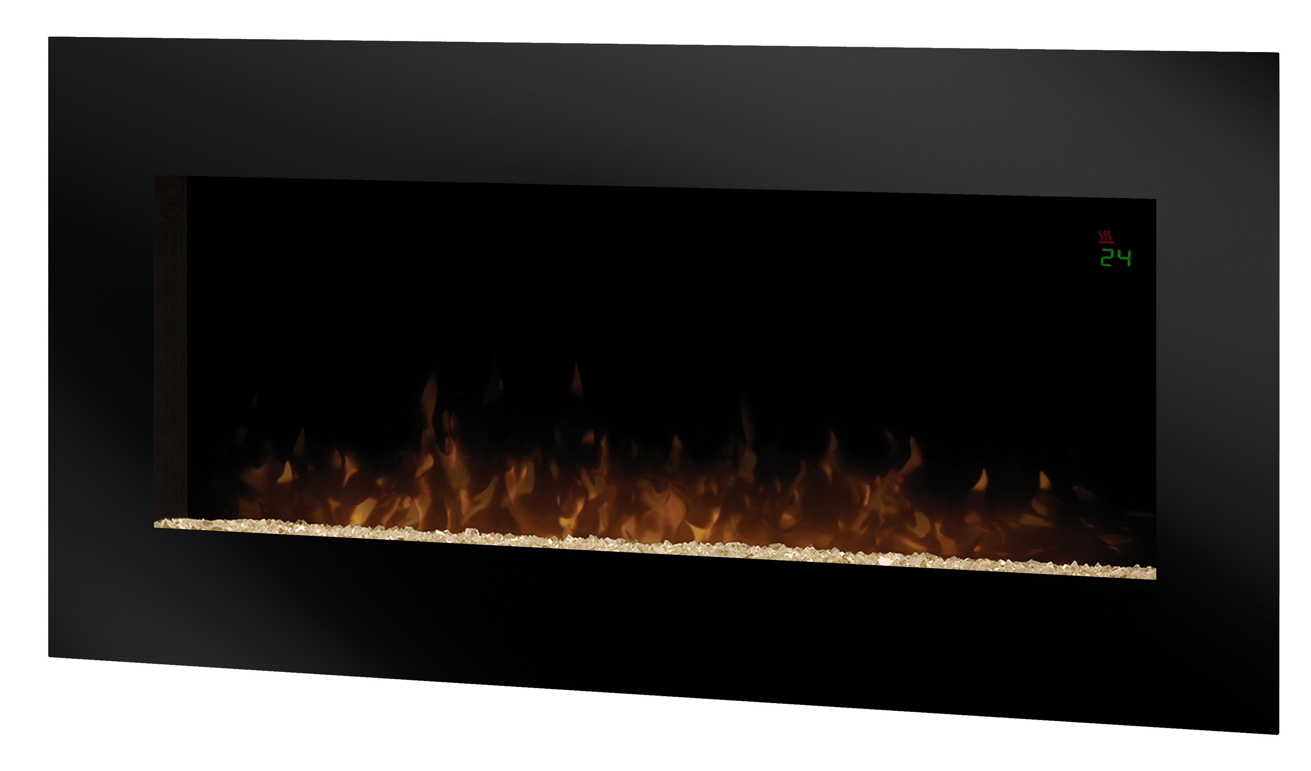 fireplace flame walmart with ip com space store heater mantle decor electric