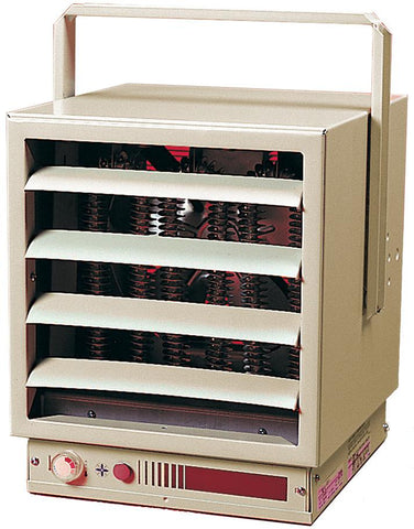 Dimplex Unit Heater 347V, 2000 Watts, Almond - EUH02B51CT