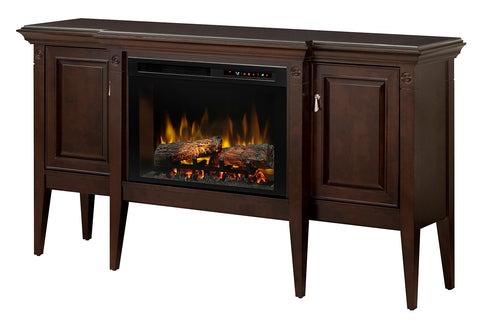 Upton Sideboard with Electric Fireplace #GDS25L5-1253ERM