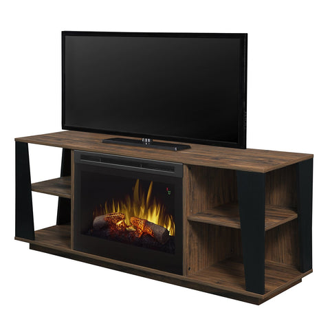 Dimplex Arlo Media Console Fireplace with Logs - GDS25L5-1918TW