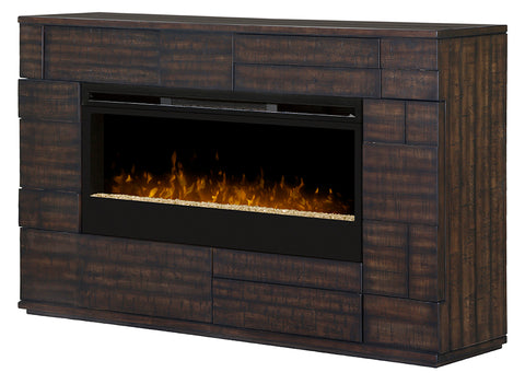 Dimplex Markus Mantel Electric Fireplace With Acrylic Ember Bed - GDS50G3-1559BT