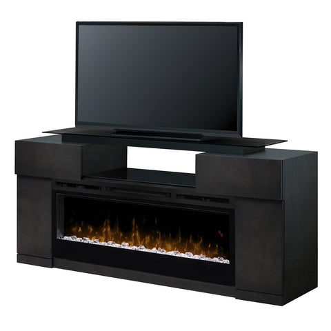 Dimplex Concord Media Console Electric Fireplace With Acrylic Ember Bed - GDS50G5-1243SC