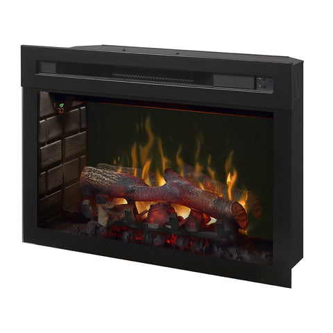 Dimplex 25-Inch Multi-Fire XD™ Firebox With Logs - PF2325HL