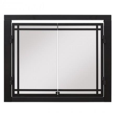 "Dimplex 30"" Revillusion Double Glass Door - RBFDOOR30"