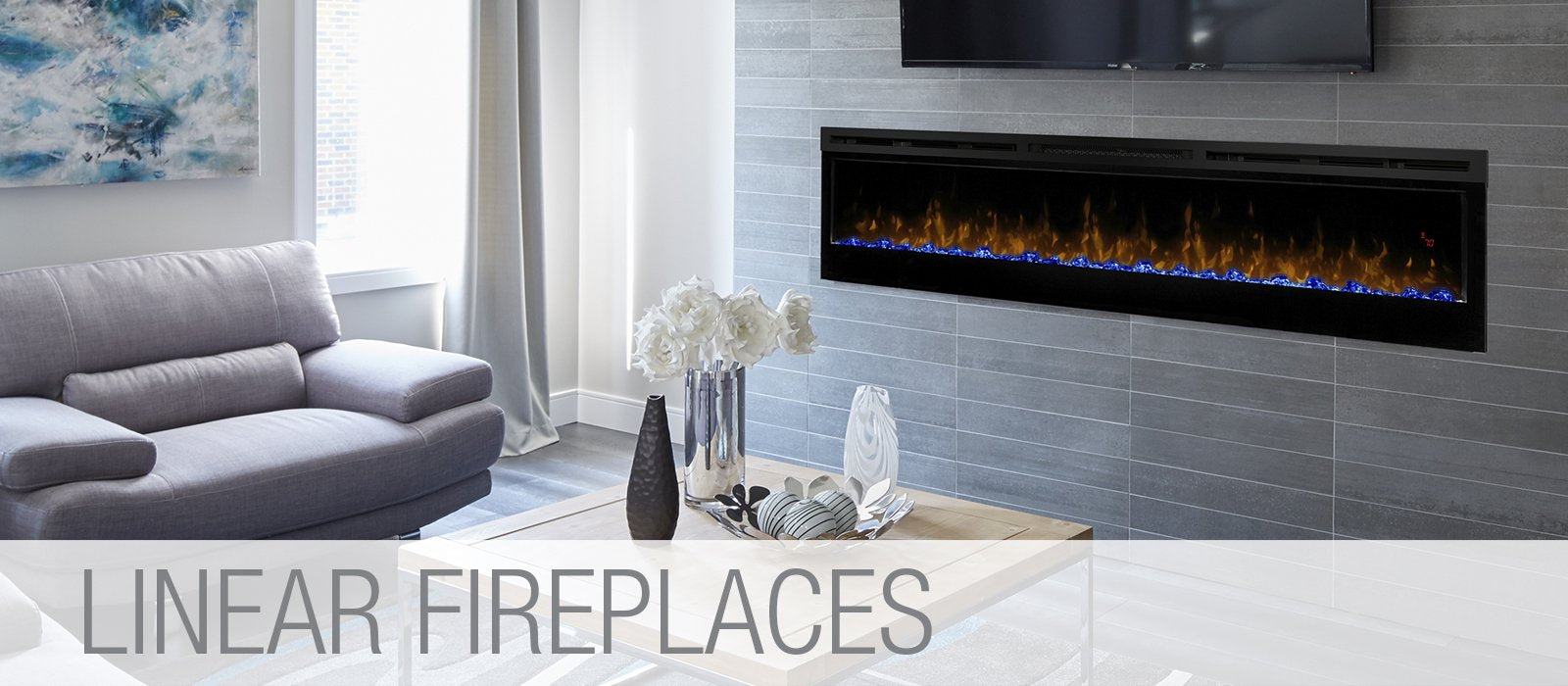 fireplaces electric prism condo pin linear dimplex fireplace electra series ll