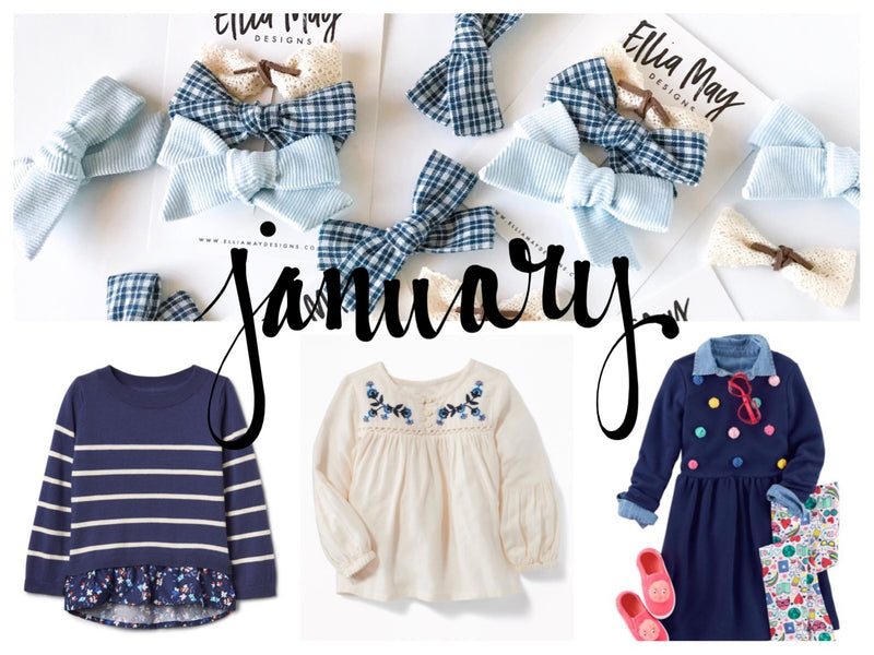 January Subscription || Outfit Ideas