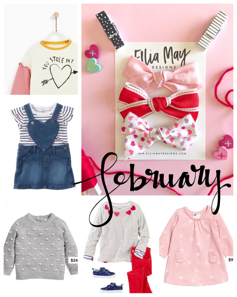 February Subscription || Outfit Ideas