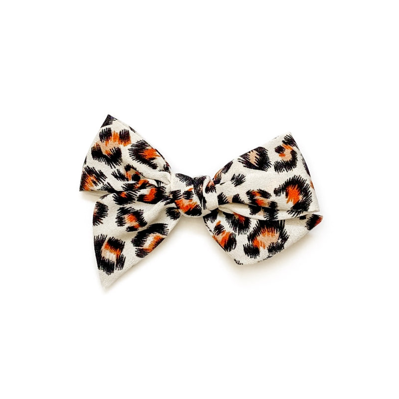 Halloween Leopard - Mini Twirl