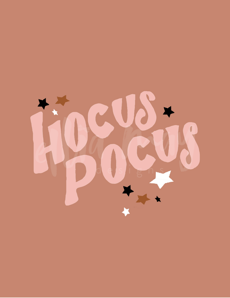 Hocus Pocus Digital Download