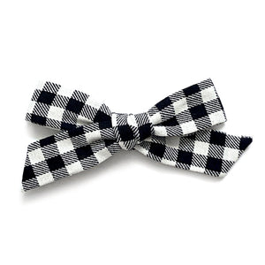 Buffalo Check - Oversized Knot