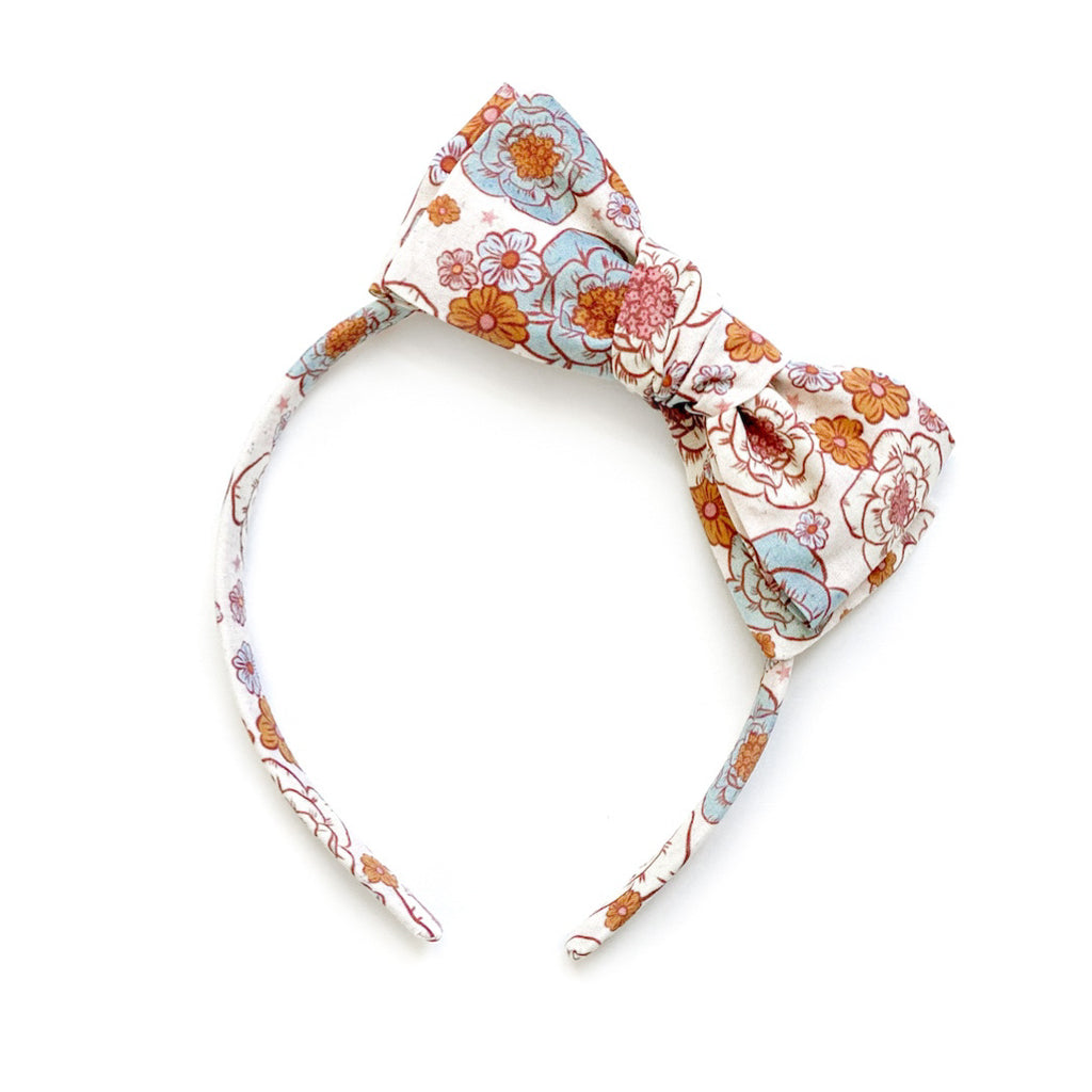 Dreaming Cool by Golden June - Big Girl Headband