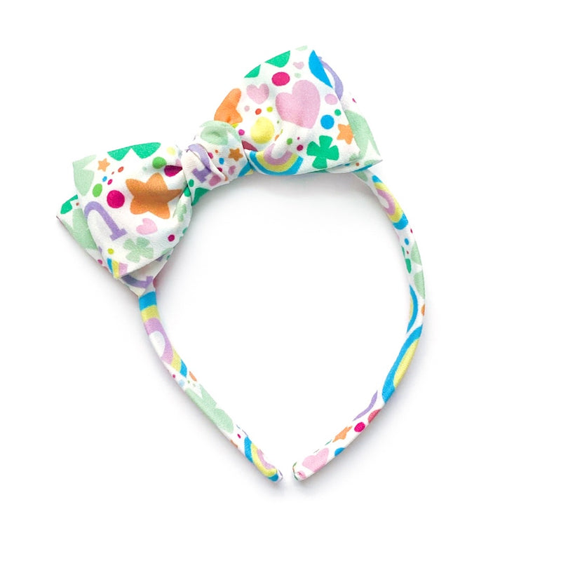 Lucky Charm - Big Girl Headband
