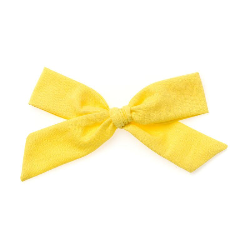 Lemon - Oversized Knot
