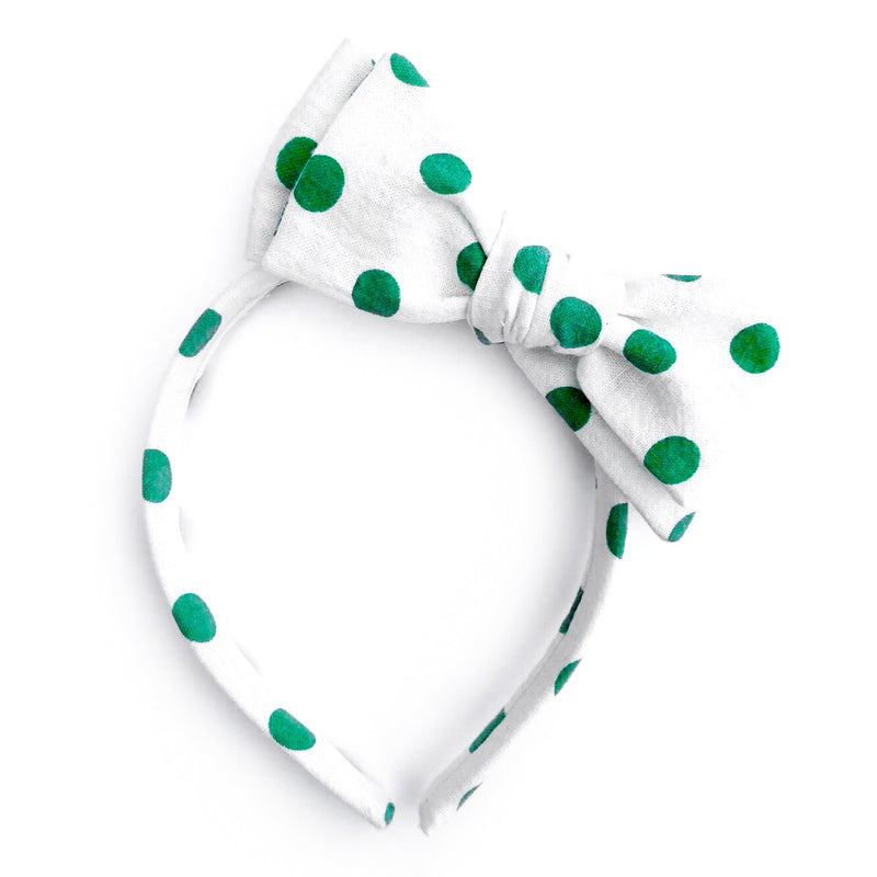 Lucky Dot - Big Girl Headband