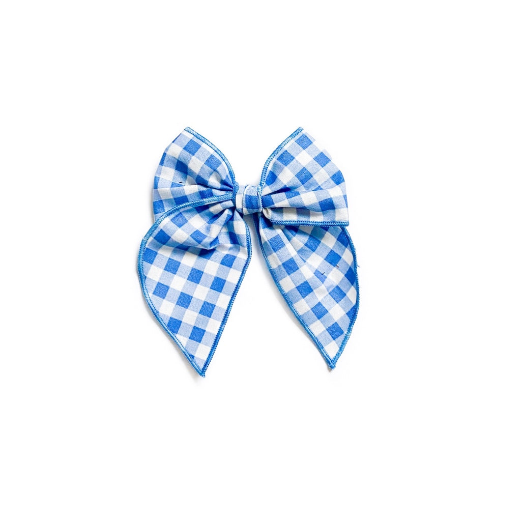 Blue Gingham - Medium Fairytale
