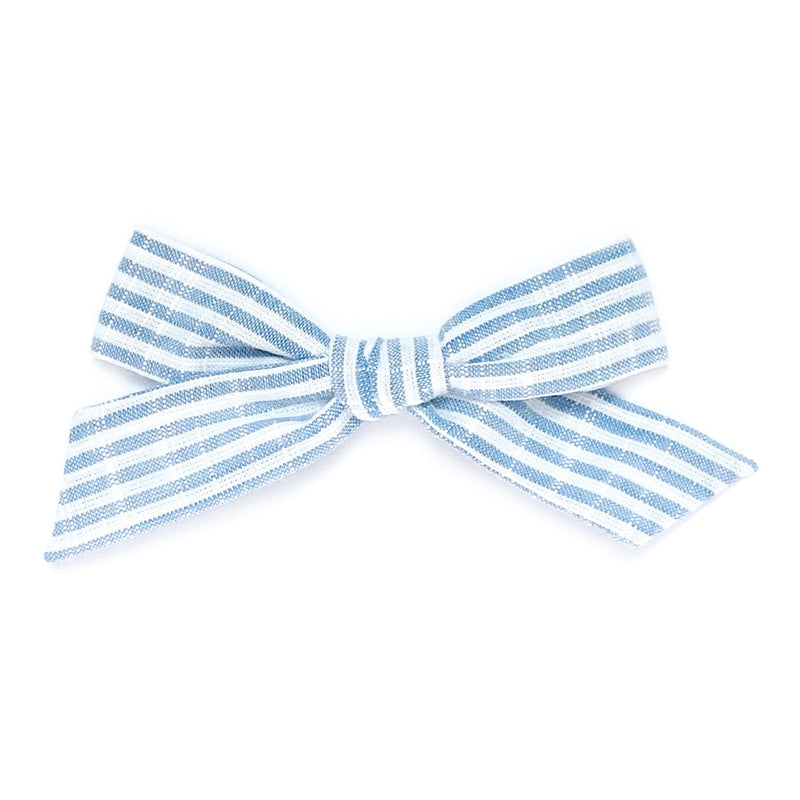 Beachside Stripe - Oversized Knot