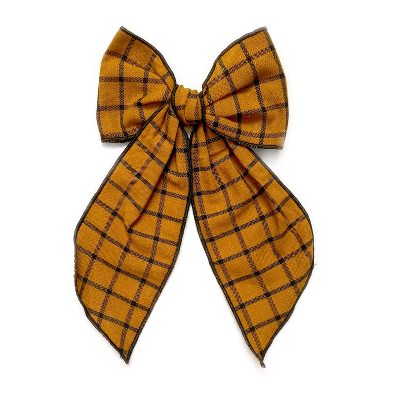 Maple Plaid - Oversized Fairytale