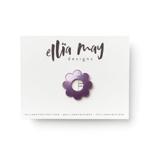 Sugarplum - Flower Barrette