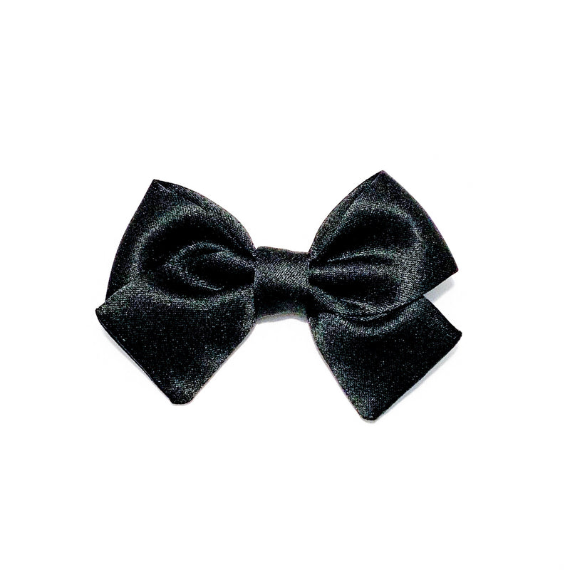 Black Silk - Sailor Bow