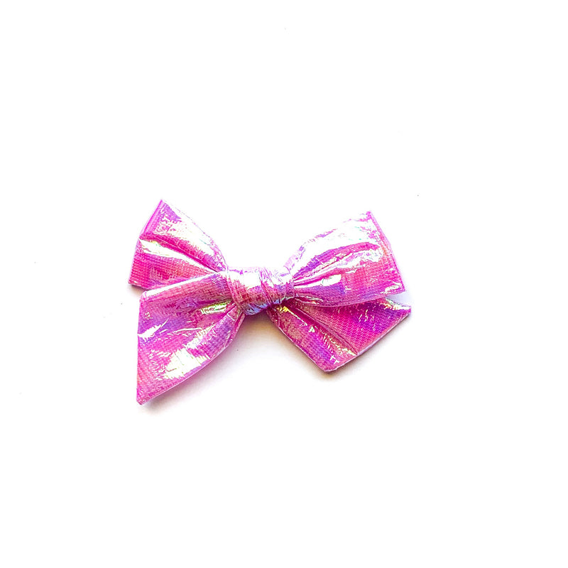 Swim Iridescent Pink - Mini Twirl