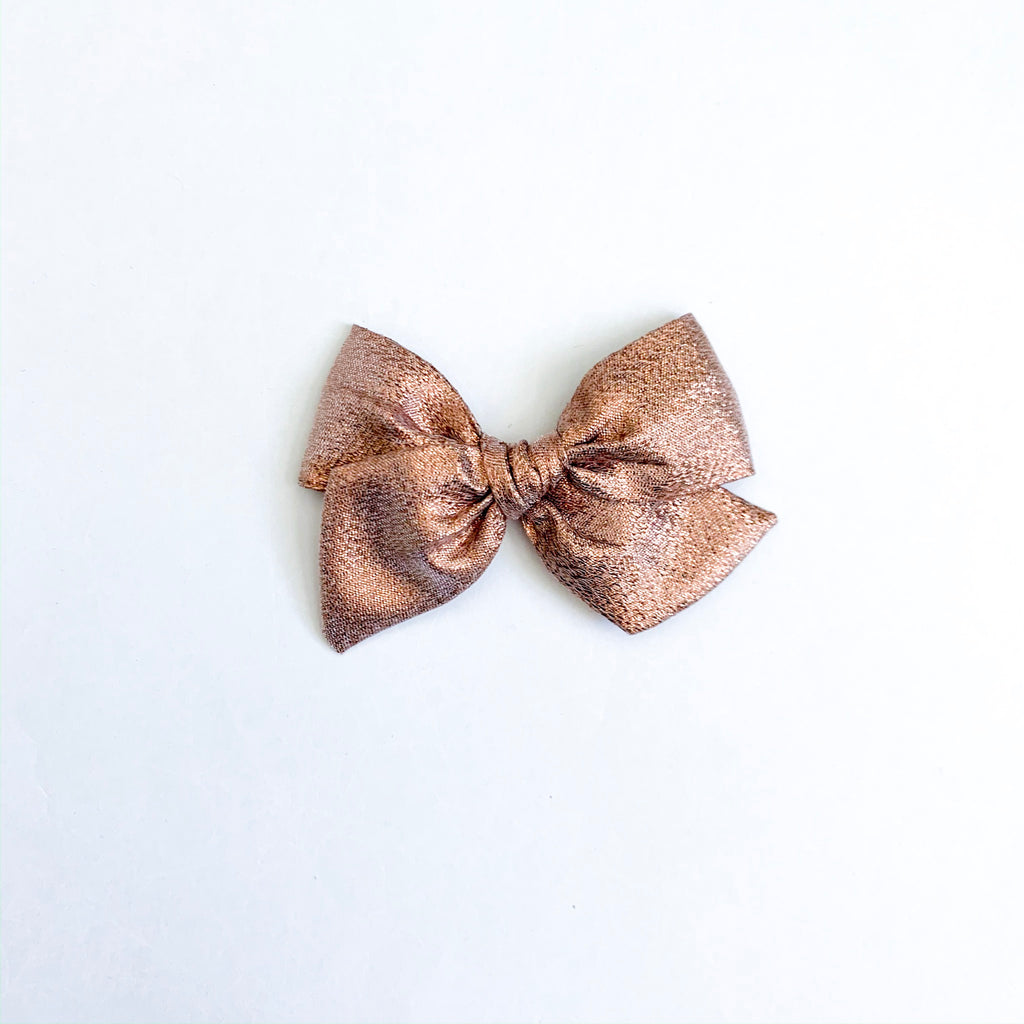 Metallic Rose Gold - Mini Twirl