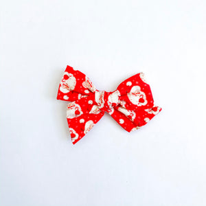 Red Vintage Santa - Mini Twirl