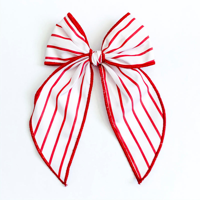 Candy Cane Stripe - Oversized Fairytale