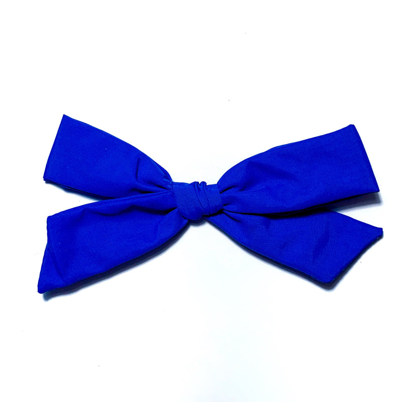 Swim Cobalt Blue - Oversized Knot