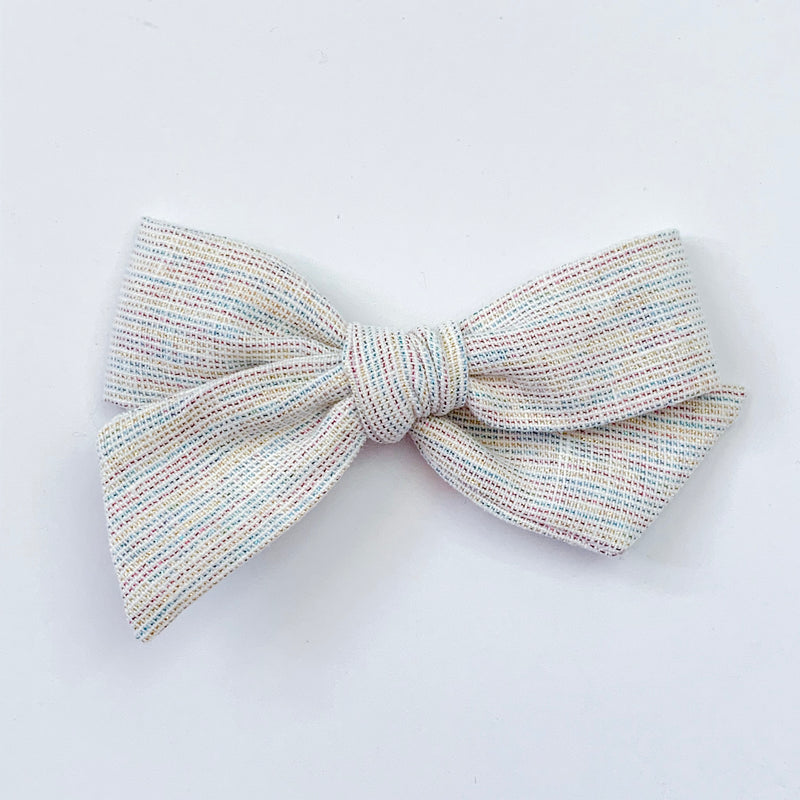 Iridescent Rainbow - Oversized Knot