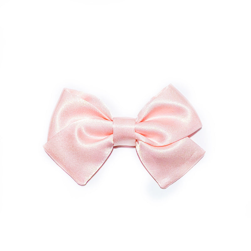 Blush Silk - Sailor Bow