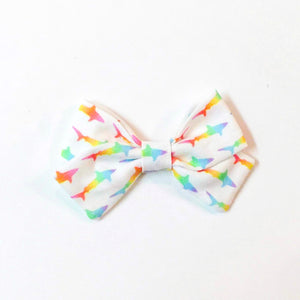 Rainbow Shark - Sailor Bow
