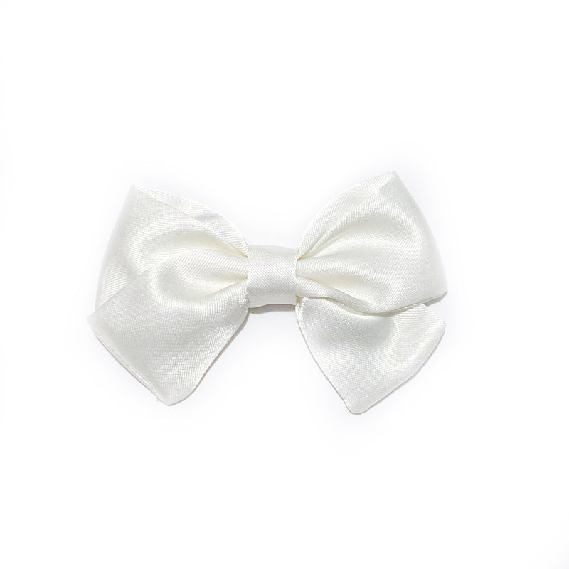 Ivory Silk - Sailor Bow