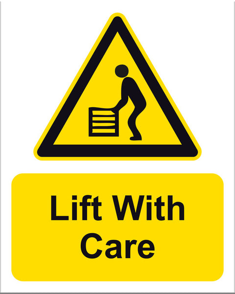 Lift With Care - Markit Graphics