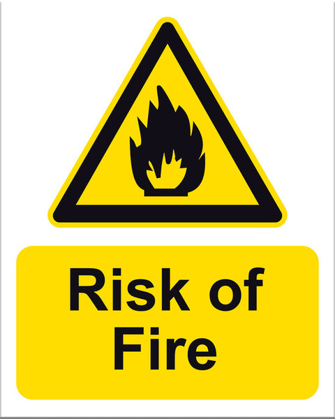 Risk of Fire - Markit Graphics