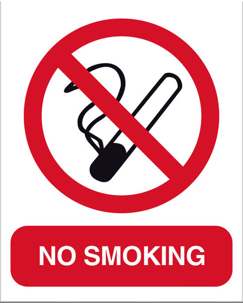 No Smoking Sign - Markit Graphics
