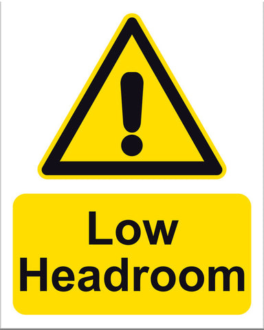 Low Headroom - Markit Graphics