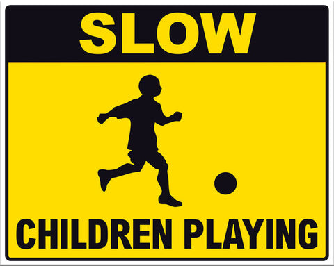 Slow Children Playing - Markit Graphics
