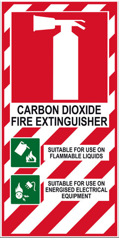 Fire Extinguisher Carbon Dioxide - Markit Graphics