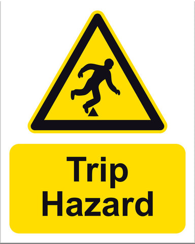 Trip Hazard - Markit Graphics