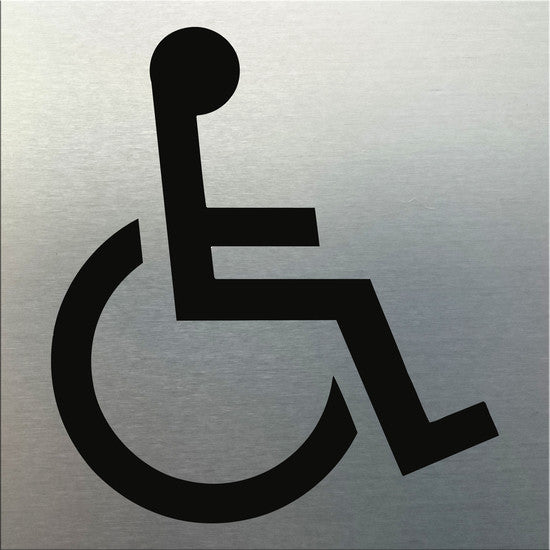 Wheelchair SYMBOL - Markit Graphics