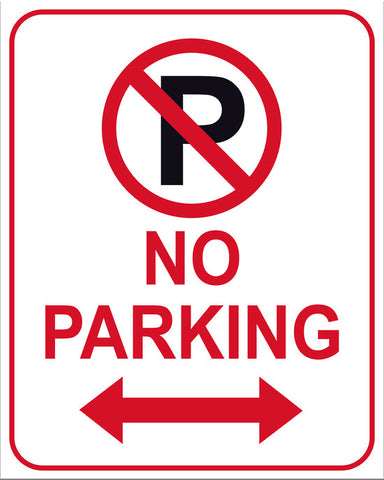photo relating to Printable No Parking Signs named Parking and Highway Markit Graphics