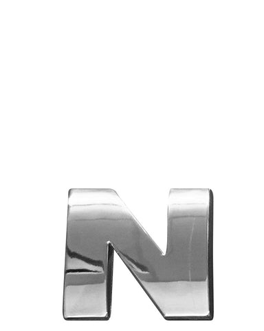 3D CHROME - 303D (Letters A to Z) - 30mm